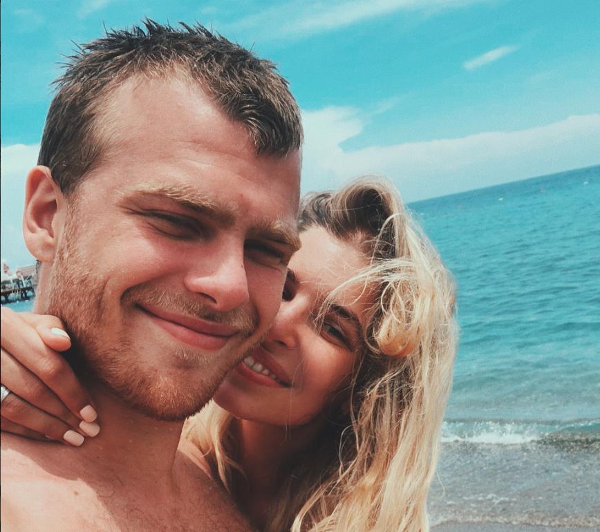 Даша и Алексей
