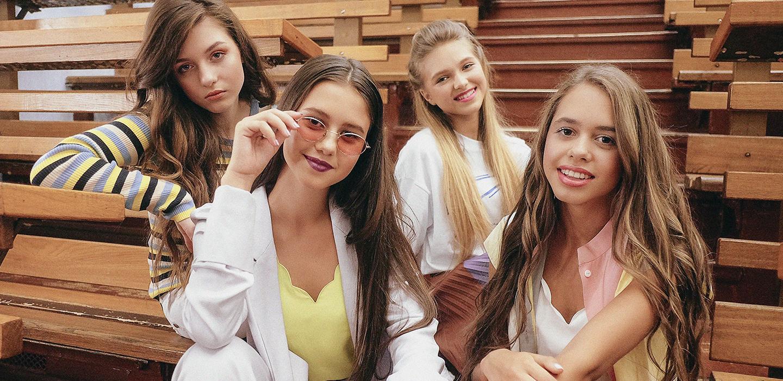 Эксклюзив PEOPLETALK: как четыре школьницы стали поп-группой?
