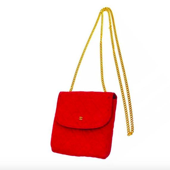 Chanel, $390 (@treauresofnyc)