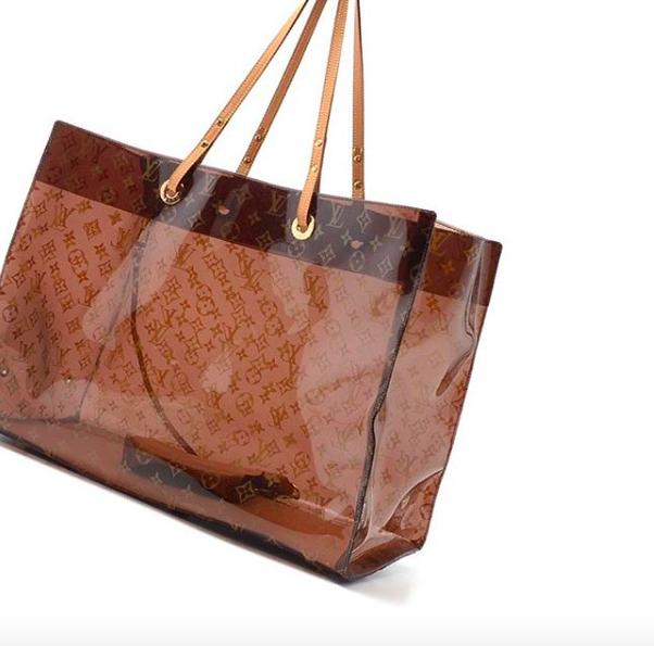 Louis Vuitton, $1190 (@treasuresofnyc)