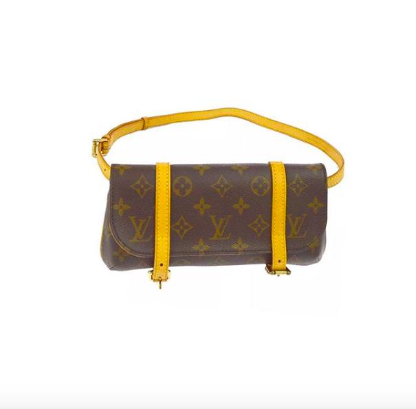 Louis Vuitton, $580 (@treasuresofnyc)