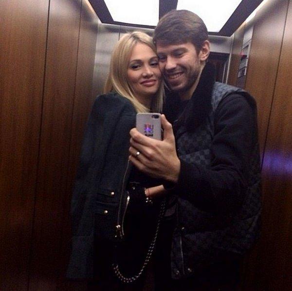 Виктория Лопырева и Смолов