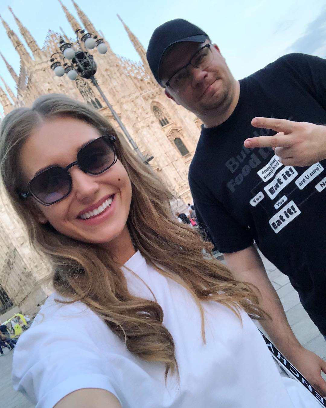Кристиана Асмус и Гарик Харламов