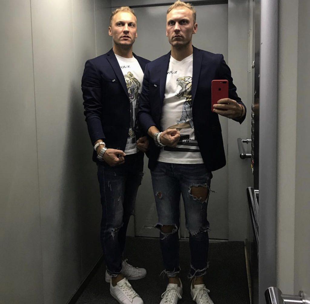 Сергей и Андрей Наумовы