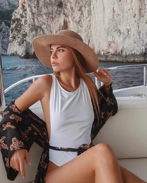 Дарья Клюкина (23) в Италии
