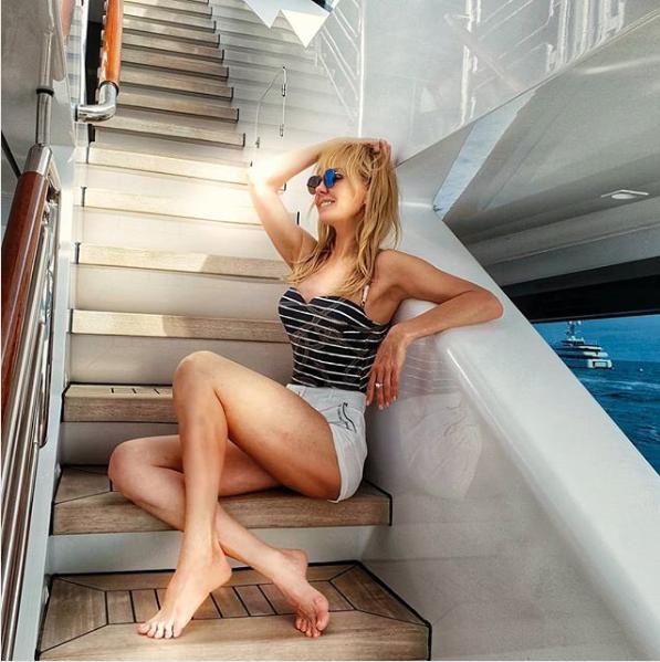 Валерия (50) в Монако
