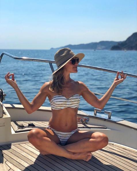 Юлия Ковальчук (35) в Испании