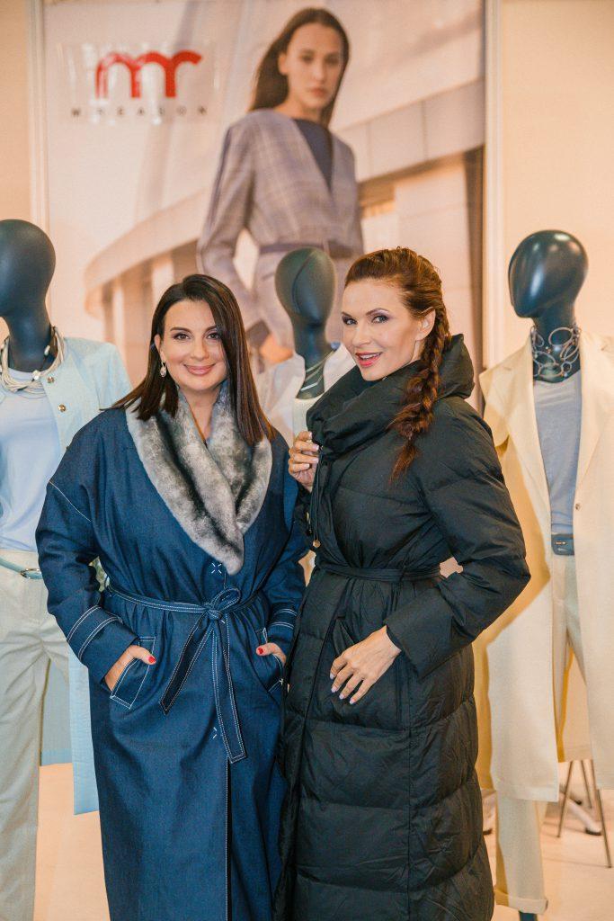Екатерина Стриженова и Эвелина Бледанс