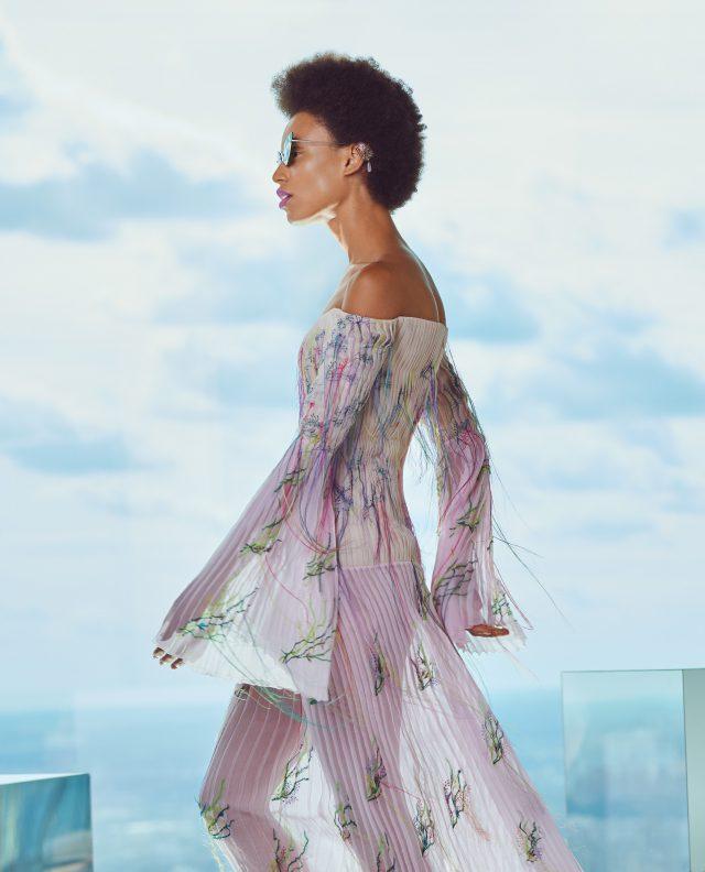 61aeff6bc08 Необычные и очень красивые вечерние и свадебные платья Edem