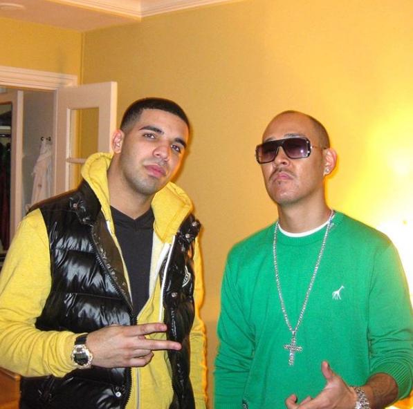 Дрейк и Бен в 2008-м