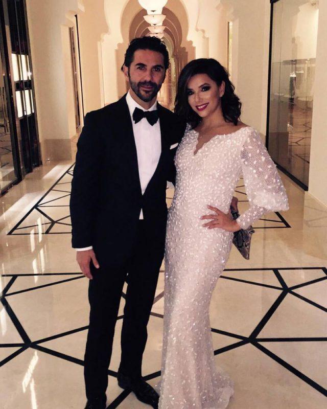 Ева Лонгория и Хосе Антонио Бастон
