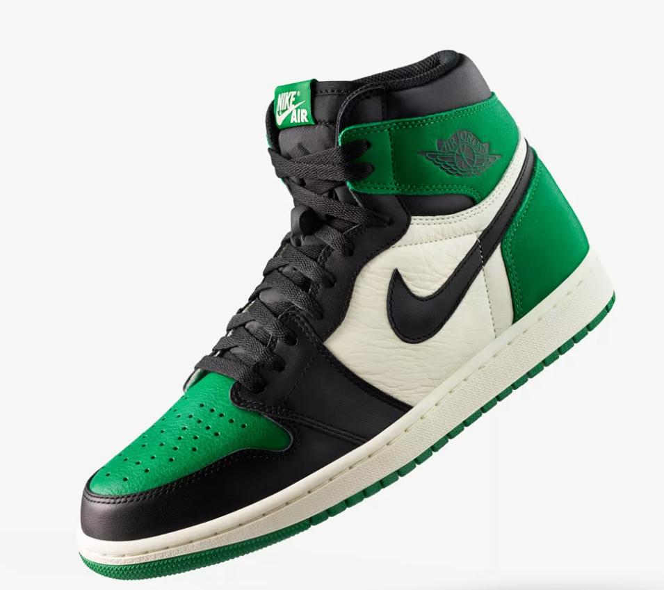 Air Jordan 1, 11650 p. (nike.com)