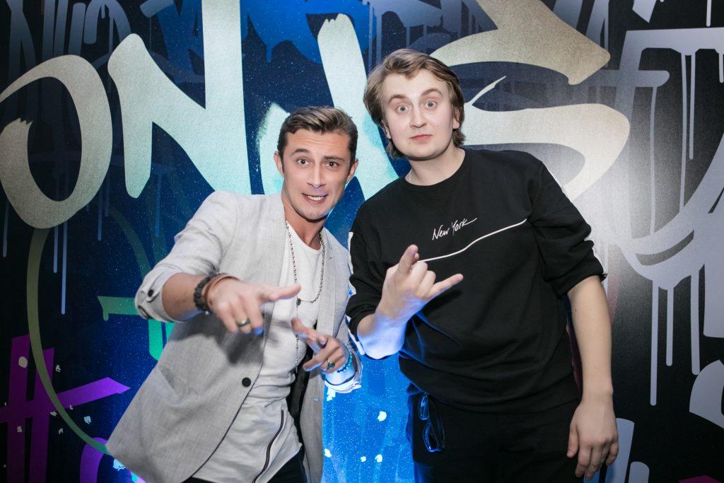 Константин Шелягин и Артур Бичакиан