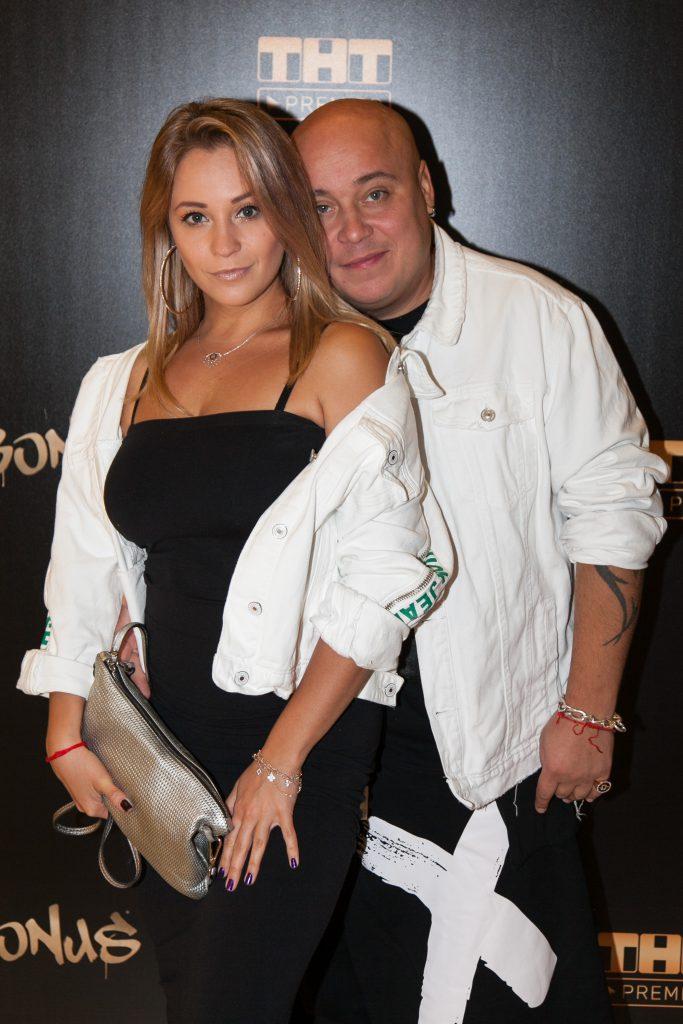 Катя Кокорина и Доминик Джокер