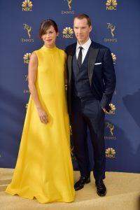 Джессика Бил и Джастин Тимберлейк, Пенелопа Крус и Эмилия Кларк на премии «Эмми - 2018»