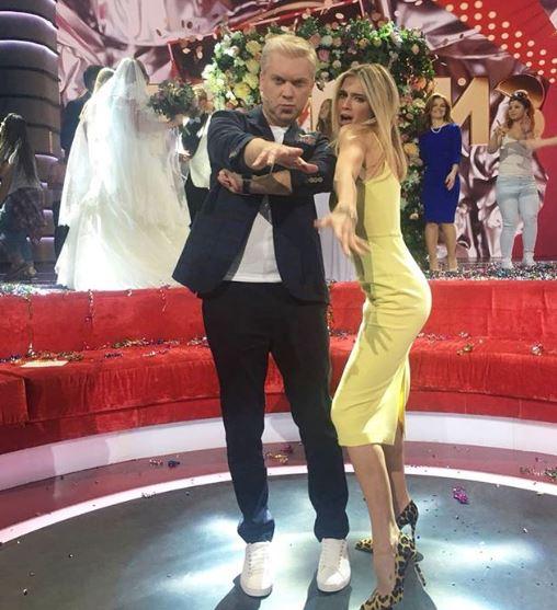 Сергей Светлаков и Вера Брежнева (@ssvetlakov)