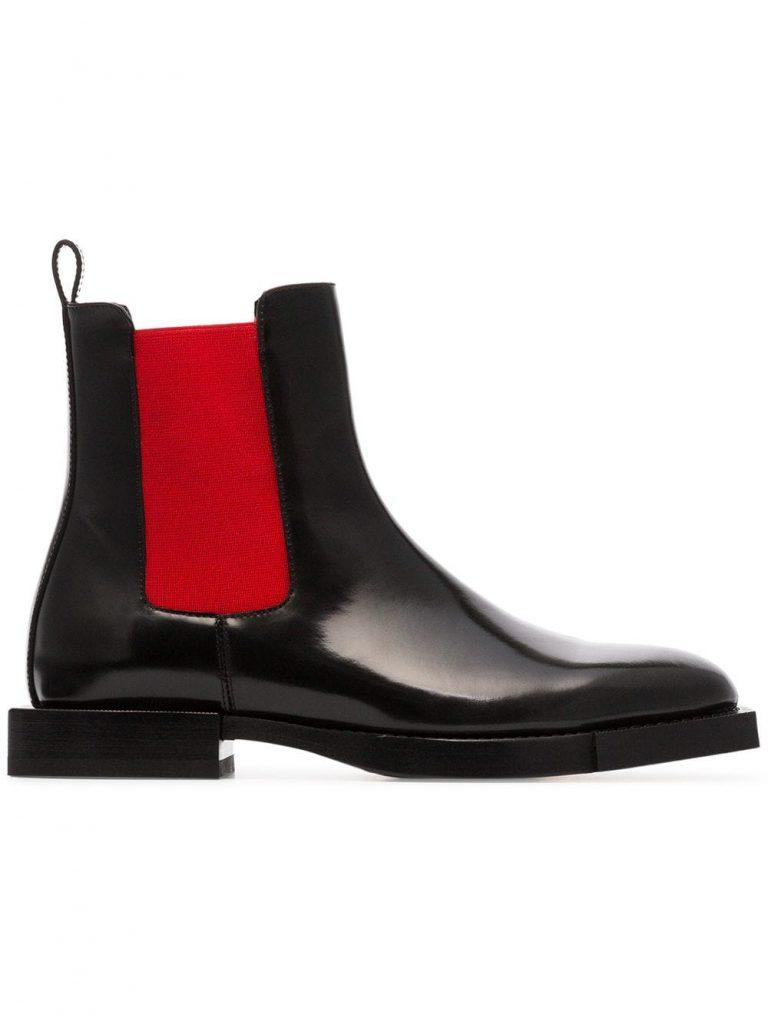 Ботинки Alexander McQueen, 53315 p. (farfetch.com)