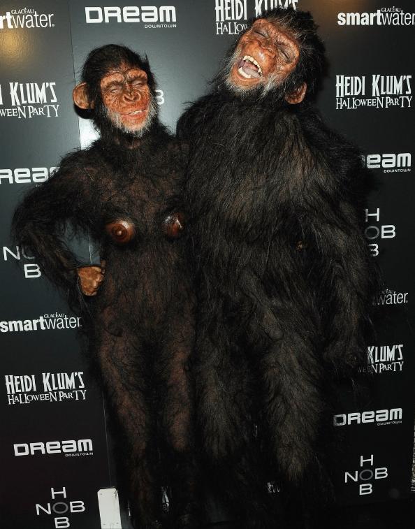 Хайди Клум и Сил, 2011