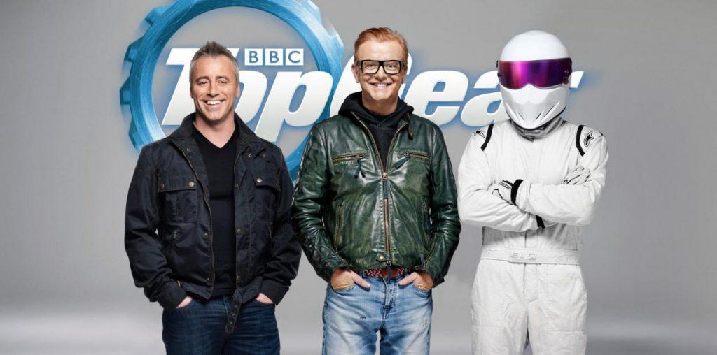 Мэтт ЛеБлан в Top Gear