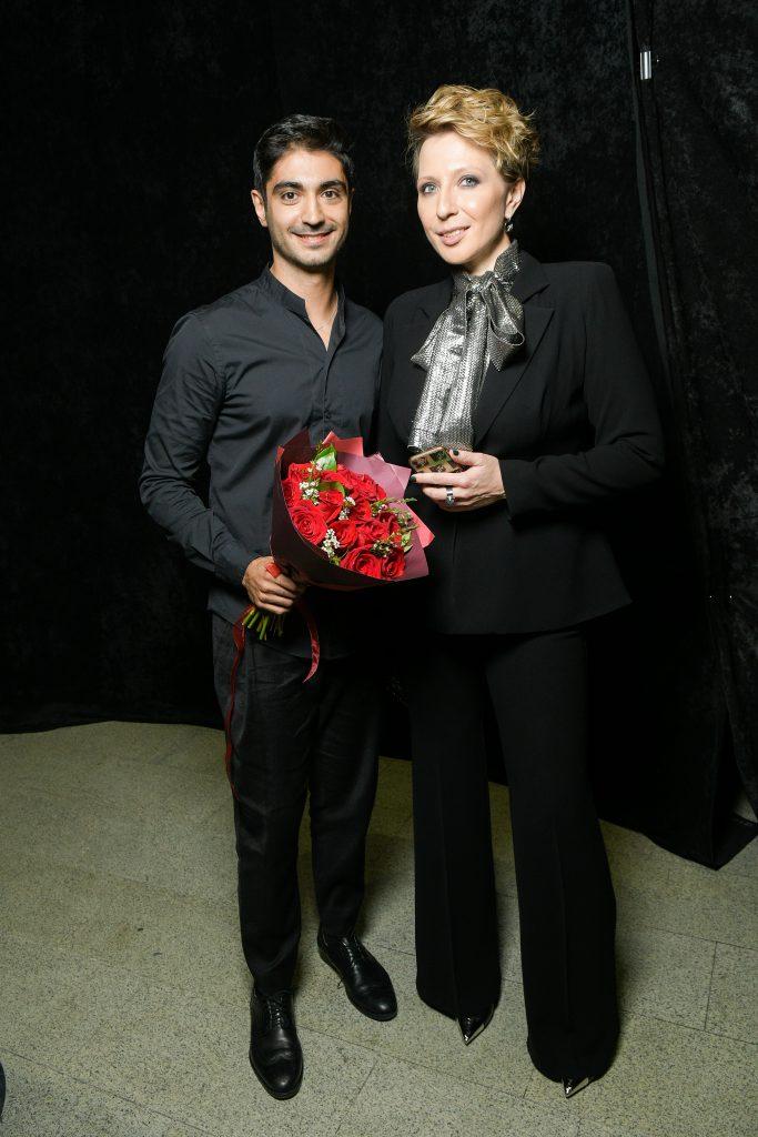 Джемал Махмудов и Яна Чурикова