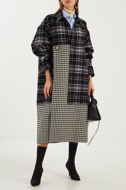 Пальто Balenciaga, 194000 p. (aizel.ru)