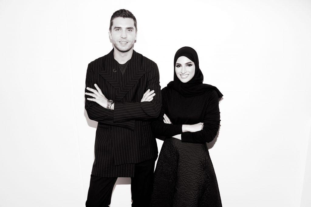 Фрол Буримский и  Вадха Аль Хайри