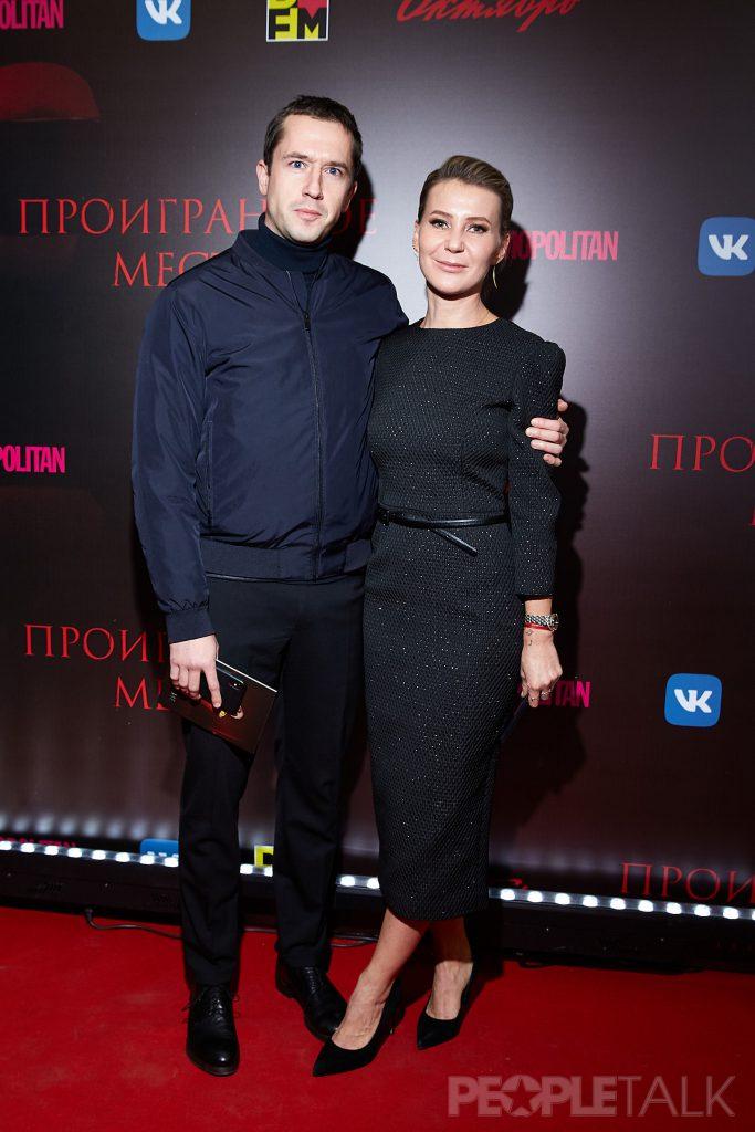 Егор Корешков и Катя Комолова