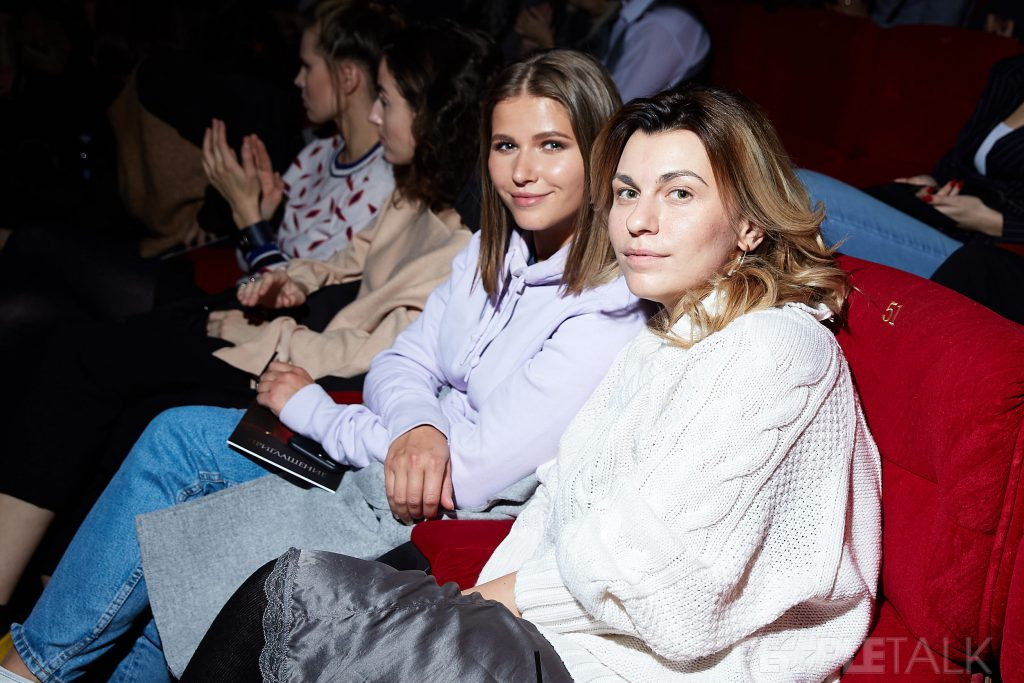 Юлия Топольницкая и Оксана Кравчук