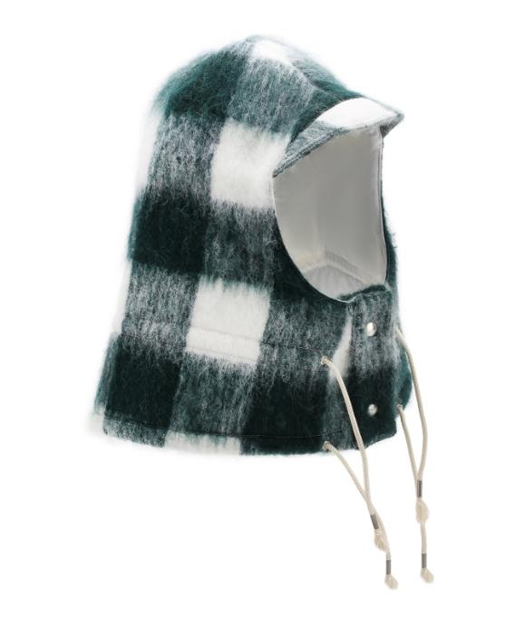 Шерстяной капюшон Calvin Klein 205W39NYC, 84250 p. (tsum.ru)