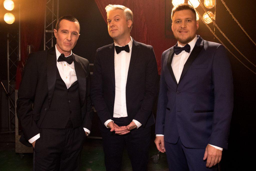 Шоу «Слава богу, ты пришел!»: Игорь Верник, Сергей Светлаков, Александр Незлобин