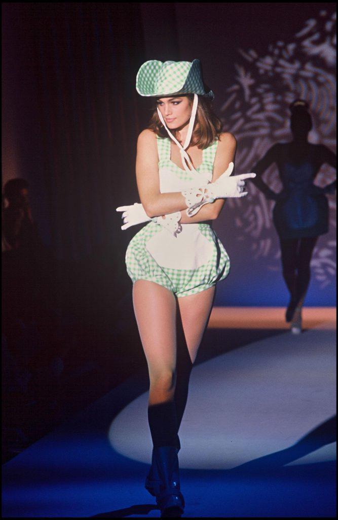 Синди Кроуфорд (Фото: www.legion-media.ru)