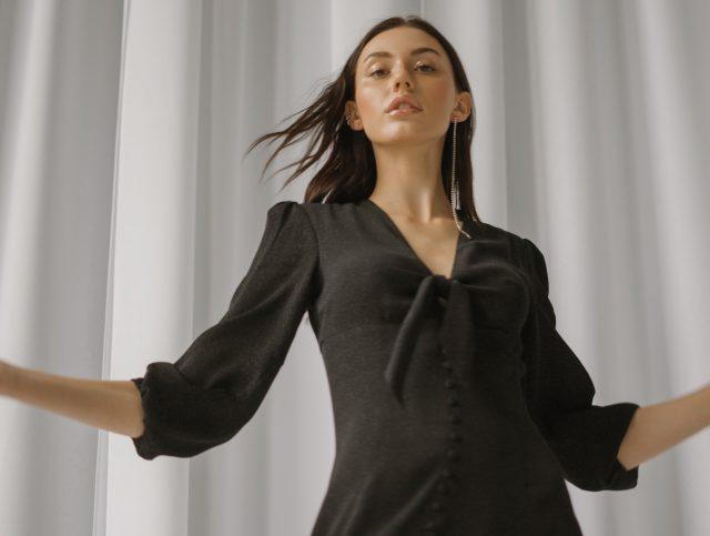 867708ac3d7 Вечная классика  трикотажные платья на любой вкус и цвет