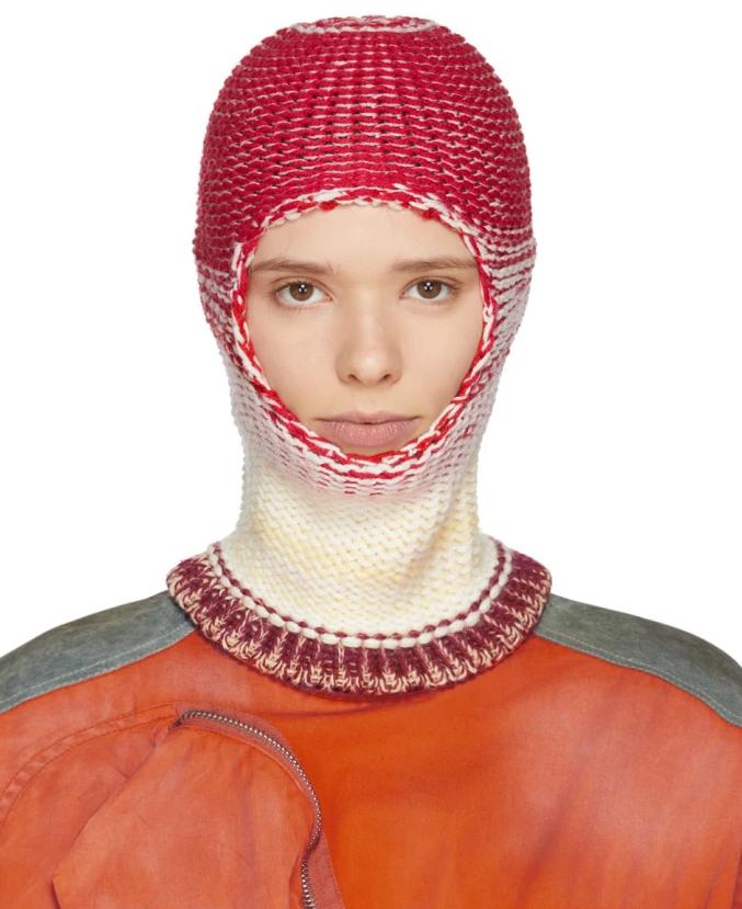 Балаклава Calvin Klein 250W39NYC, $290 (ssense.com)