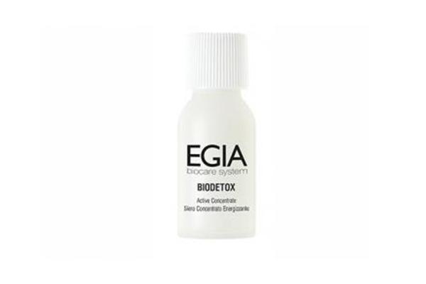 Активный концентрат «Биодетокс», EGIA Biocare System - настоящий бьюти-спасатель. Отлично восстанавливает кожу во время, и после «стрессовых» ситуаций (инвазивных процедур, пилингов, лазерного воздействия, авитаминоза и т.д.)