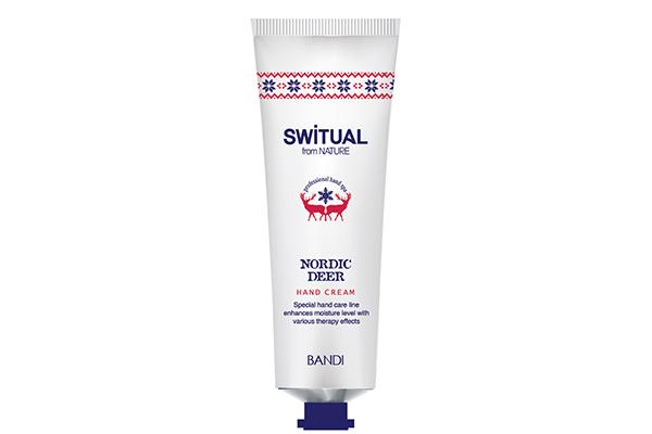 Крем Nordic Hand Cream Jumbo Bandi пригодится всем, у кого кожа рук постоянно сохнет.