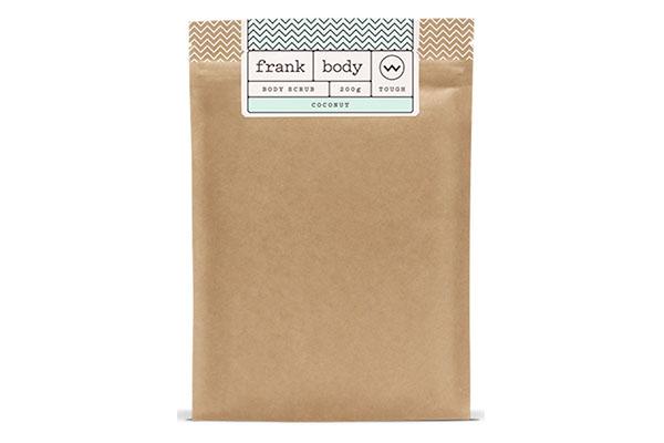 Скраб для тела Frankbody Full Sized Cacao Body Scrub, если будешь наносить его на сухую кожу, то за пару недель избавишься от целлюлита!