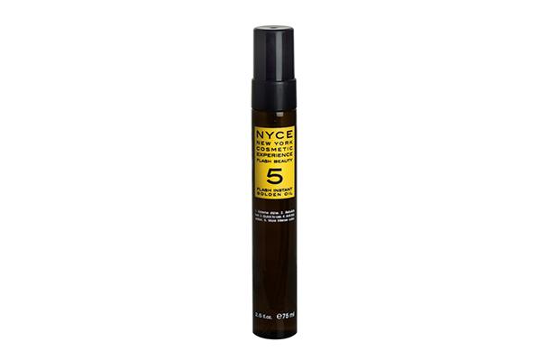 Масло Nyce подходит для всех типов волос: тонкие, сухие, обесцвеченные, вьющиеся и очень пористые. Убирает «пух» и делает волосы более послушными.