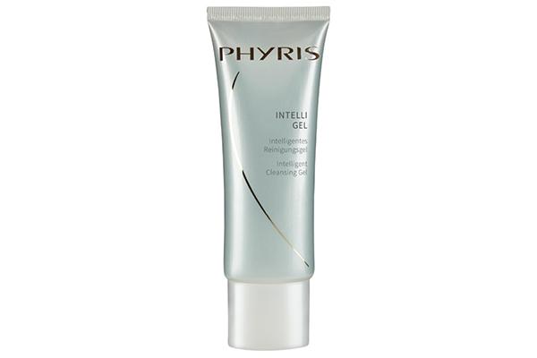 IQ гель PHYRIS «до скрипа» очистит кожу лица и мгновенно освежит.