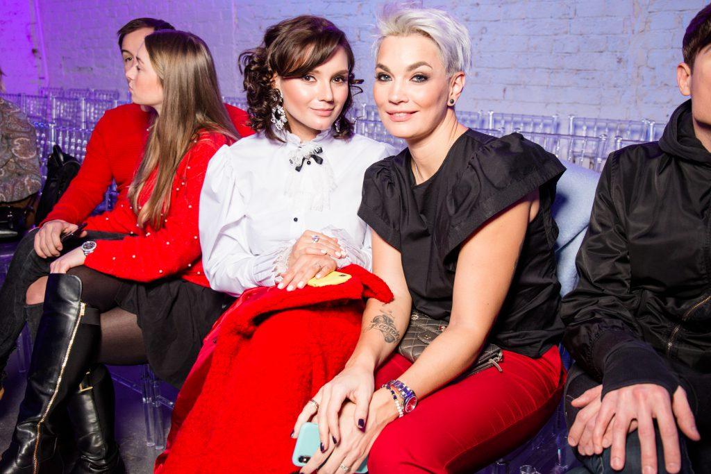 Дарья Егорова и Юлия Костюшкина