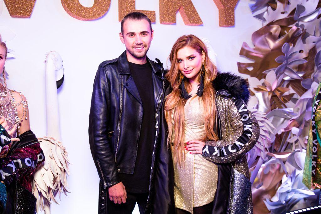 Димитрий Волков и Татьяна Котова