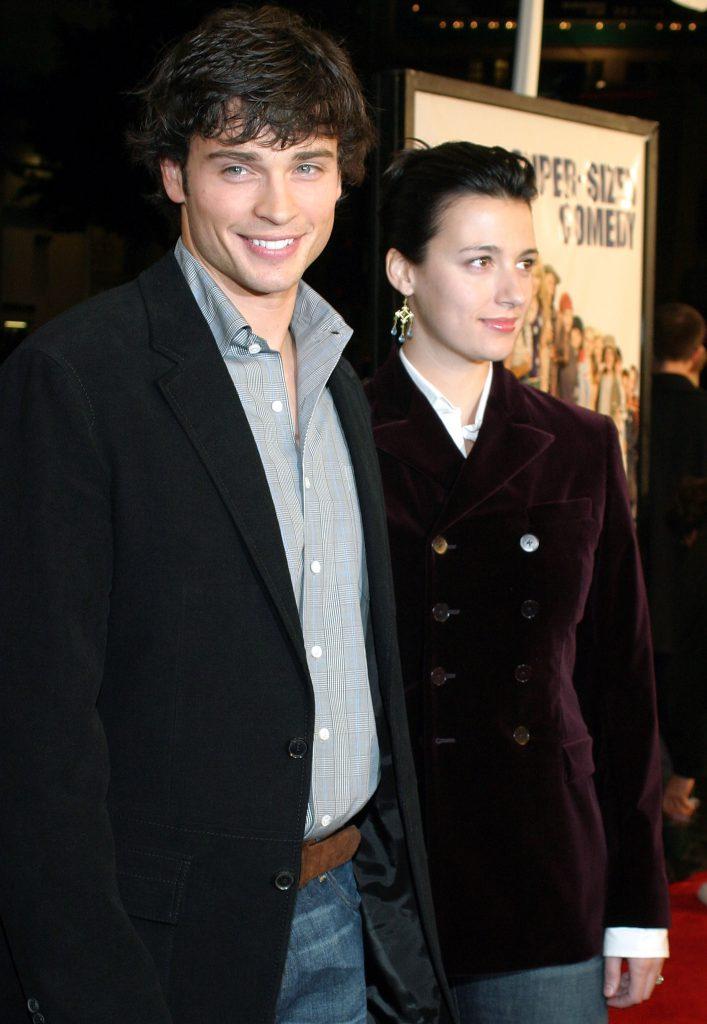 Том с женой Джейми