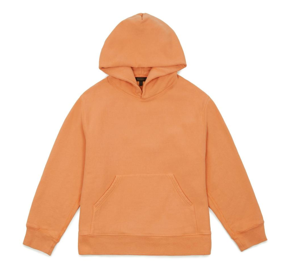 Худи Yeezy, $150 (yeezysupply.com)