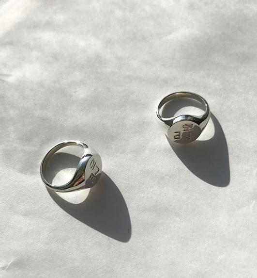 Кольцо-печатка Arhajewelry, 6800 p. (@arhajewelry)