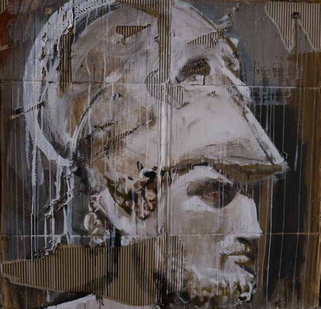 Валерий Кошляков «Голова воина (Перикл)»