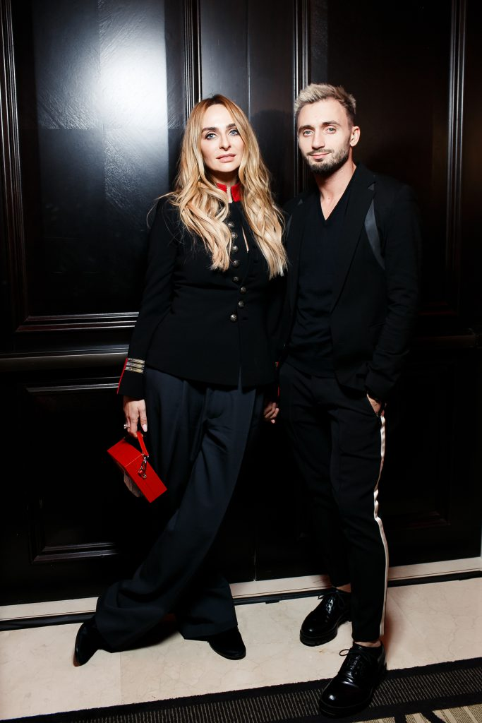 Екатерина Варнава и Константин Мякиньков