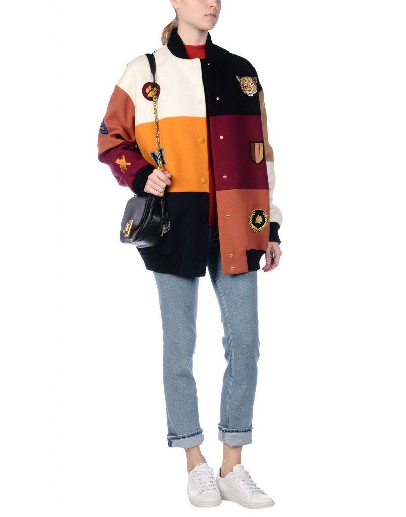 Куртка-бомбер STELLA MCCARTNEY, 38 400 р.
