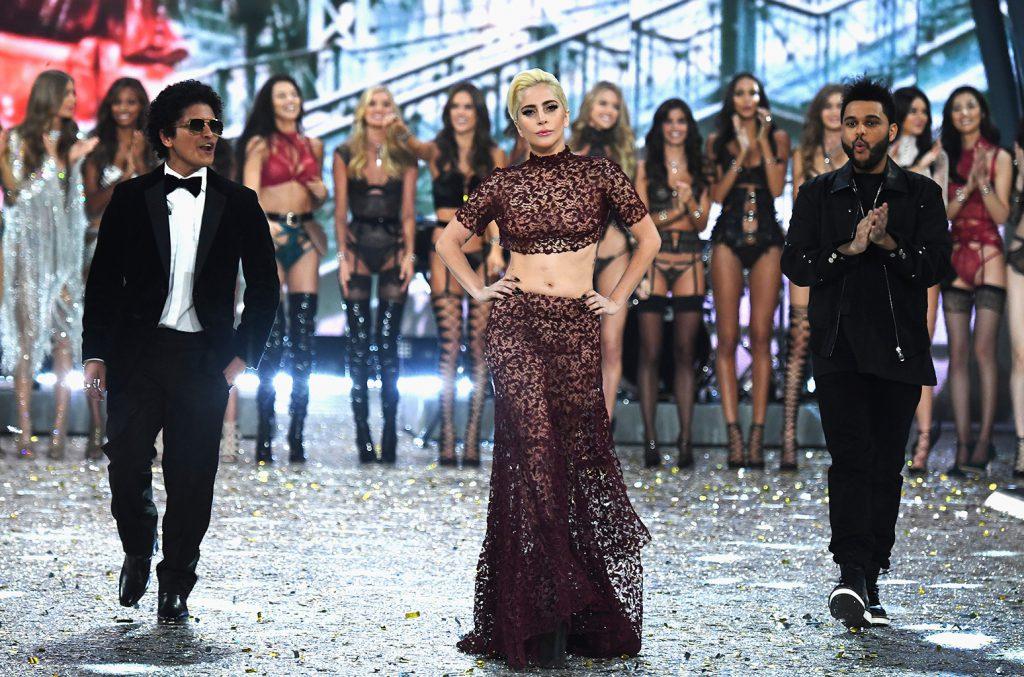 Бруно Марс, Леди Гага и The Weeknd