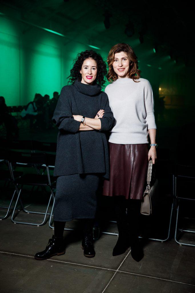 Ольга Сутулова и Светлана Камынина