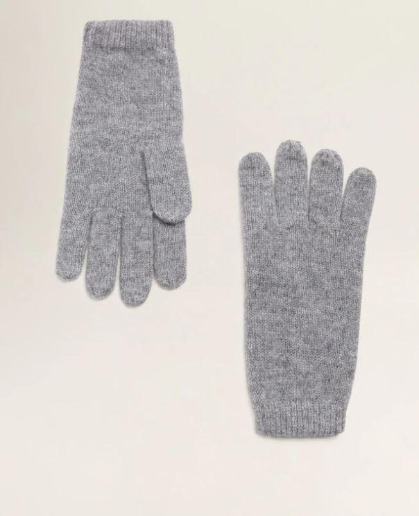 Перчатки из кашемира, 1999 р. (Mango)