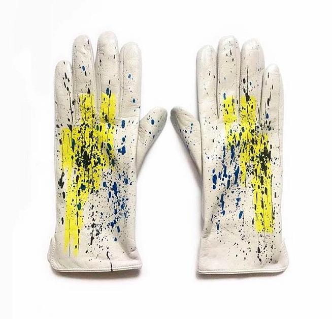 Перчатки Lavsensay, цена по запросу (@lavsensay)